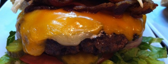 The Counter Burger is one of مطاعم.