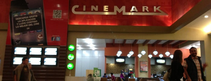 Cinemark is one of Movie Time.
