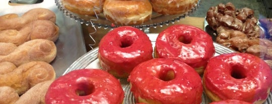 Glazed Gourmet Doughnuts is one of Best of Chucktown: Food.