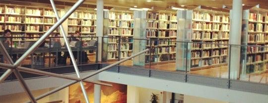 CBS Library is one of Biblioteker København.