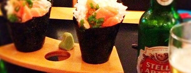 Meiji Sushi is one of Sushi Work Place.