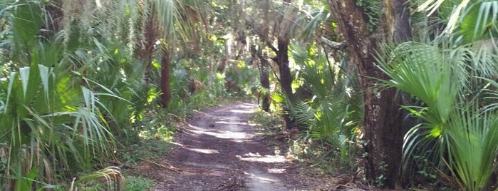 Washington Oaks Gardens is one of Parks & Trails.