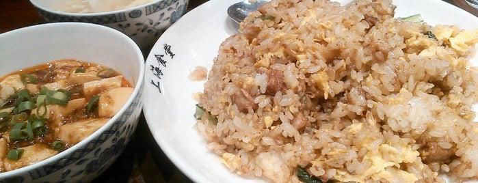 美食彩館 is one of 500 yen lunch.