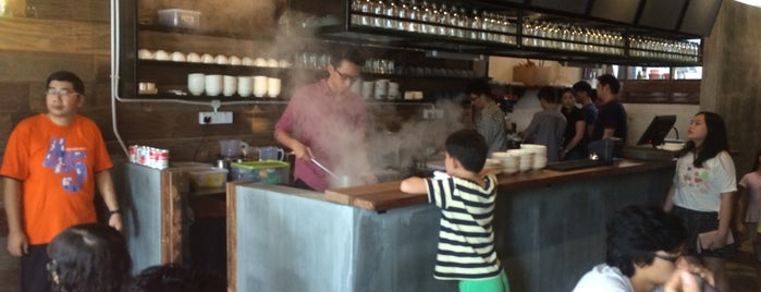 The Ink Brew by JWC 墨跡手沖館 is one of Johor/JB :Cafe connoisseurs Must Visit.