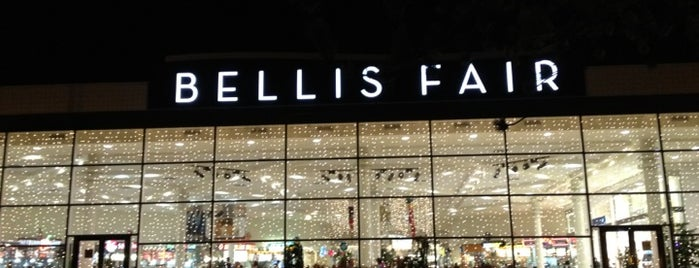 Bellis Fair Mall is one of Favorites.