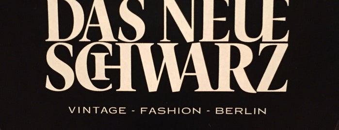 Das Neue Schwarz is one of Berlin.