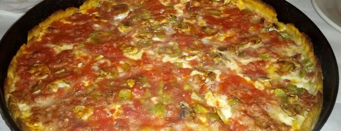 Pizano's Pizza is one of Must-visit Food in Chicago.