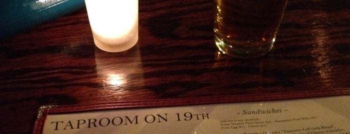 Taproom on 19th is one of Creekstone.