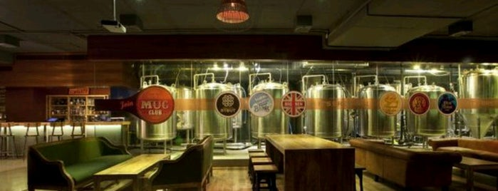Arbor Brewing Company is one of The 15 Best Places with a Rooftop in Bangalore.