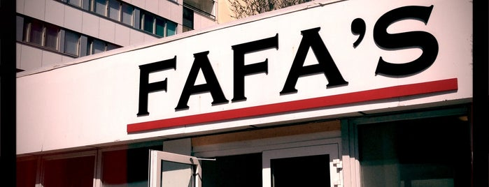 Fafa's is one of Visit Kallio: What to See & Do in Uptown Helsinki.