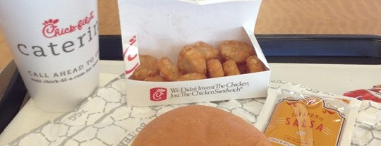 Chick-fil-A is one of Willow Park, Texas Spots.