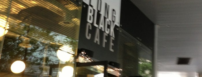 Long Black Cafe is one of Cafes To Visit!.