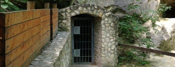Jeskyně Na Turoldu is one of Doly, lomy, jeskyně (CZ).