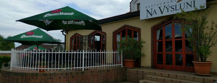 Restaurant Na Výsluní is one of Hospody.