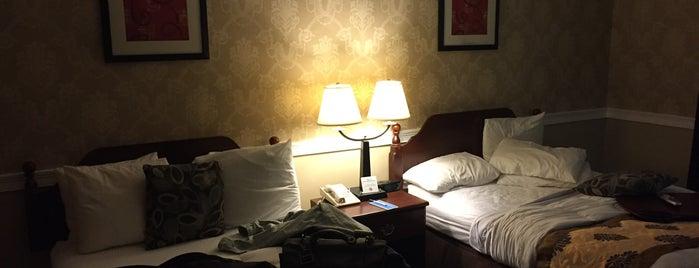 Rodeway Inn is one of Hotels.
