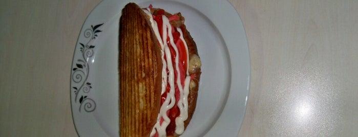 Sürçam Tost Evi is one of Cunda.