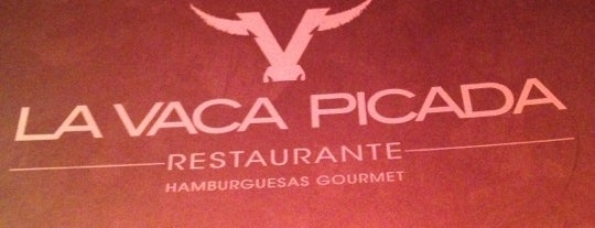 La Vaca Picada is one of Comer en Madrid.