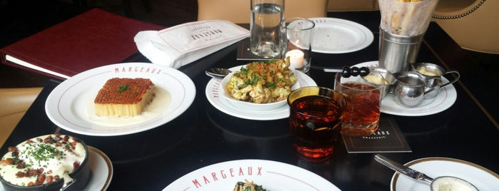 Margeaux Brasserie is one of Chicago.