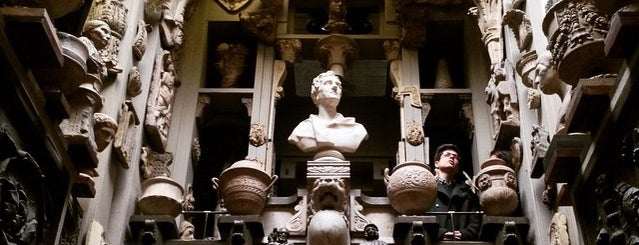 Sir John Soane's Museum is one of 1000 Things To Do In London (pt 2).