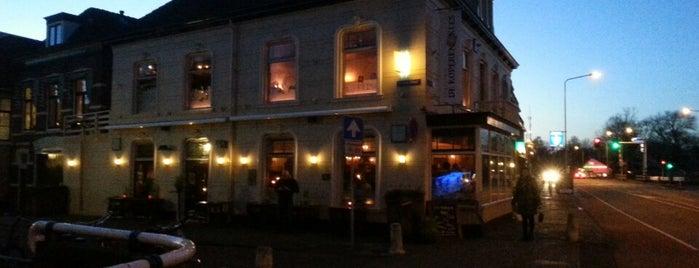Brasserie De Koperen Kees is one of Eetgelegenheden in Sneek.