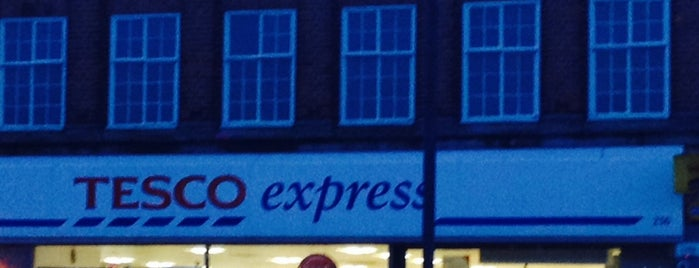 Tesco is one of Tesco Express - Part 5.