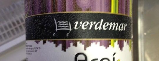 Verdemar is one of Açai.