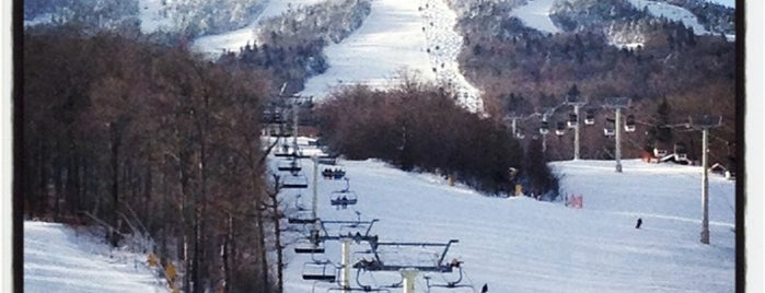 Stratton Mountain Resort is one of MOUNTAINS.
