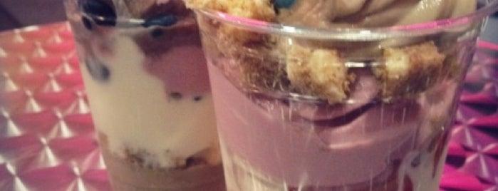 Frostville Frozen Yogurt is one of LOVING LA!!.