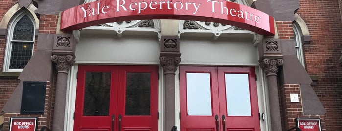 Yale Repertory Theatre is one of The Haven's of New Haven #4sqCities.