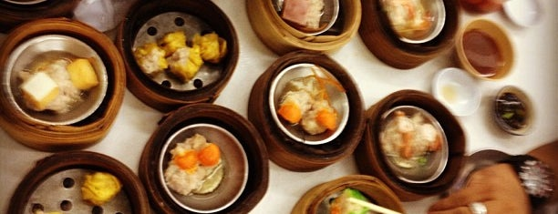 Chokdee Dim Sum is one of Eat eat eat till out of borders :/.