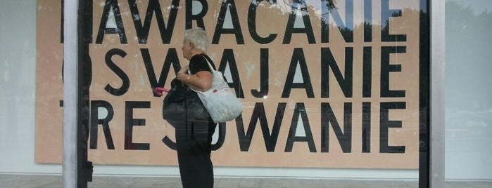 Museum of Modern Art is one of Must-visit Museums in Warsaw.