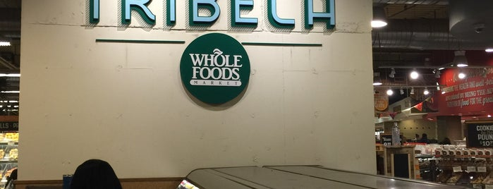 Whole Foods Market is one of The New Yorkers: Tribeca-Battery Park City.