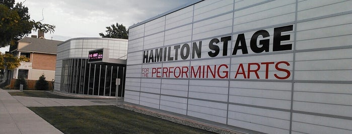 Hamilton Stage For The Performing Arts is one of Things To Do In NJ.