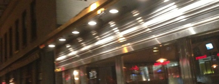 Empire Diner is one of The Last Five Stand Alone Diners in New York City.