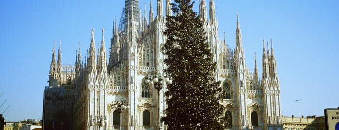 Piazza del Duomo is one of My Italian Guide.