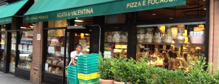 Agata & Valentina UES Market is one of NYC Manhattan East 65th St+.