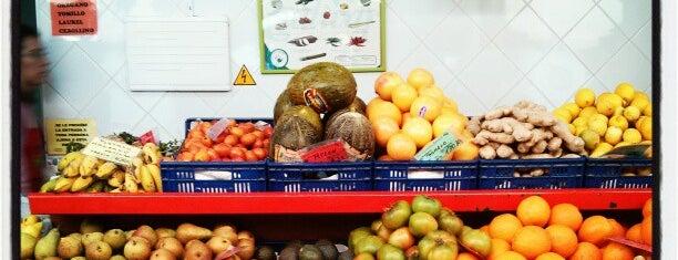 Mercado de Nuestra Señora de África is one of Tenerife.