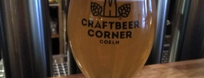 Craftbeer Corner is one of Köln.