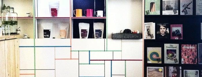 Public Coffee Roasters is one of #ThirdWaveWichteln Coffee Places.