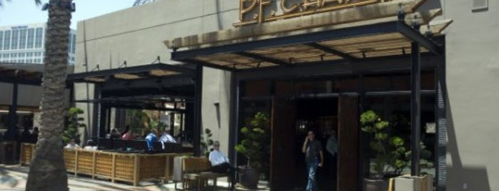 P.F. Chang's is one of Eat, drink & be merry.
