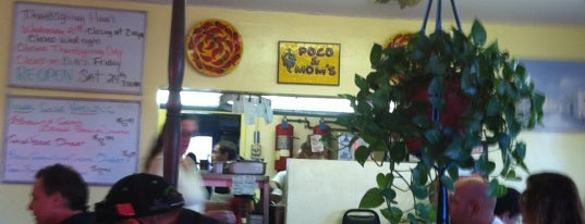 Poco & Mom's is one of Favorite places.