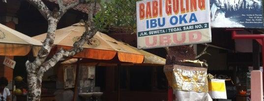 Babi Guling Ibu Oka 1 is one of Bali for The World #4sqCities.
