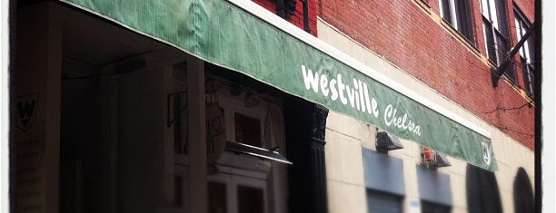 Westville Chelsea is one of zero guilt food - NY airbnb.