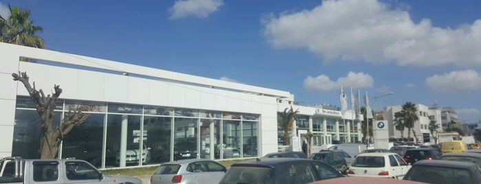 BMW - BEN JEMAÂ MOTORS is one of aknouzou.