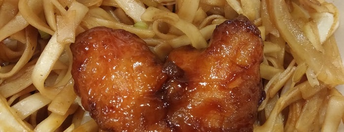 Qin Oriental Food is one of Mis rumbos.
