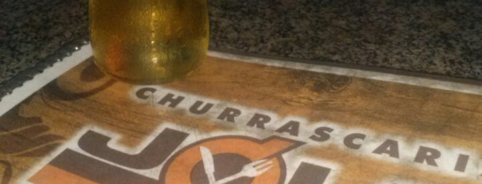 Churrascaria Joia is one of Compras.