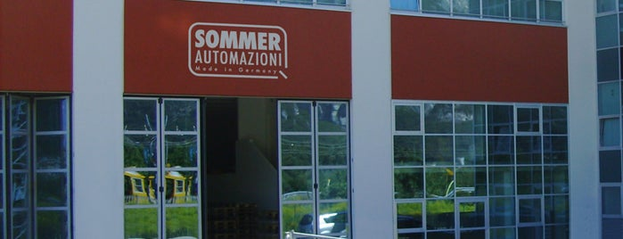 SOMMER Automazioni is one of SOMMER Group.