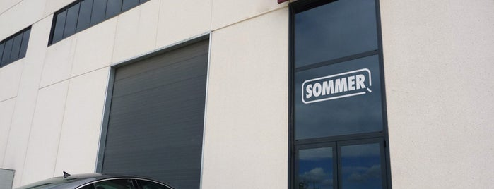 SOMMER Automatismos España is one of SOMMER Group.