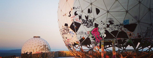 Teufelsberg is one of Sommer Chillspots.