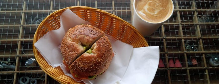 Lula Bagel is one of USA NYC BK Crown Heights.
